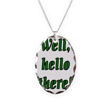 box-wellhellothere Necklace