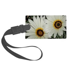 Large Daisies Luggage Tag