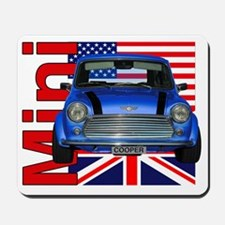 mini flags2 Mousepad