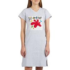 lilartist Women's Nightshirt