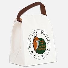 KFHB Fox Trust Foundation Canvas Lunch Bag
