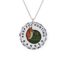 KFHB Fox Trust Foundation Necklace