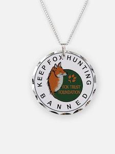 KFHB Fox Trust Foundation Necklace