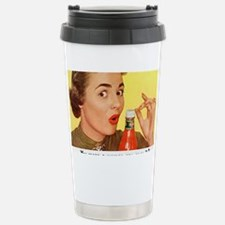 awomancanopenit Stainless Steel Travel Mug