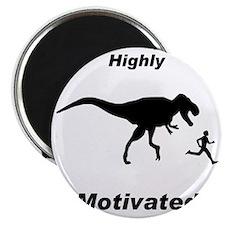 Motivation Man Running copy Magnet