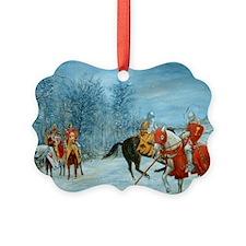 a percival whole Ornament