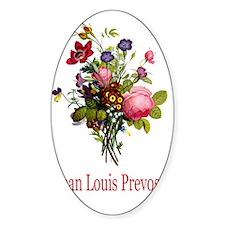 Jean Louis Prevost CALENDAR Decal