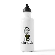 Adorkable Water Bottle