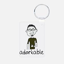 Adorkable Keychains