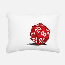 howiroll2 Rectangular Canvas Pillow