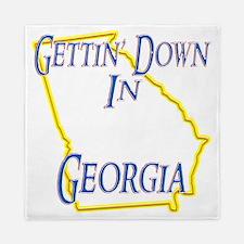 Georgia - Gettin Down Queen Duvet