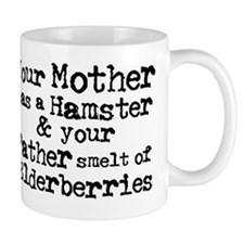 elderberries Mug