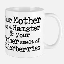 elderberries Mug