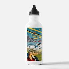 pixPIO-15Poster Water Bottle