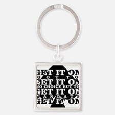 get it on Square Keychain