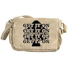 get it on Messenger Bag