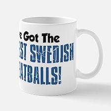 Biggest Swedish Meatballs Mug