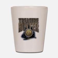 Treasure Hunter2 Shot Glass
