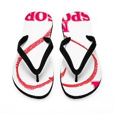 LOVE SPONSOR. Flip Flops