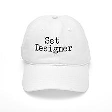 Set Designer Baseball Cap