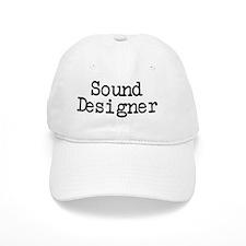 Sound Designer Baseball Cap