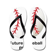 futurebaseball Flip Flops