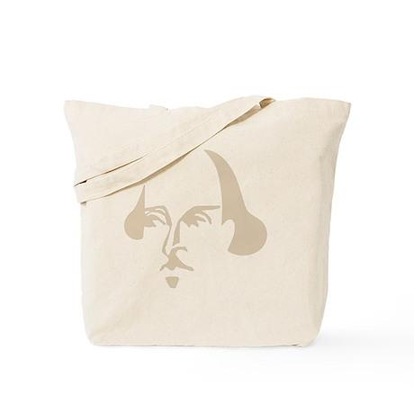 shakespeare-simple-cream Tote Bag