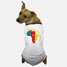 african soccer designs Dog T-Shirt