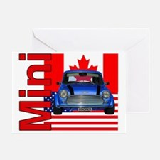 can-am Greeting Card