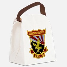 MAG-36 Canvas Lunch Bag