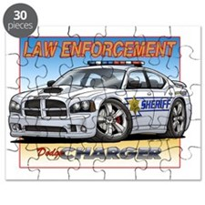 Charger_Sheriff Puzzle