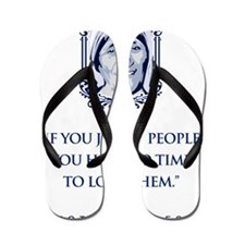 If_you_judge_people_light Flip Flops