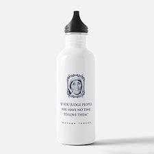 If_you_judge_people_li Water Bottle
