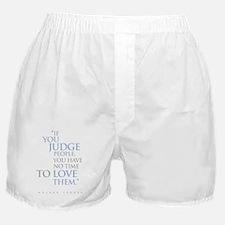 If_you_judge_people_2_dark Boxer Shorts