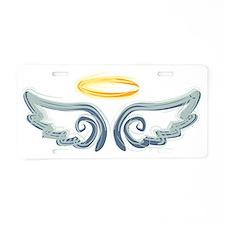 ibia01_both Aluminum License Plate