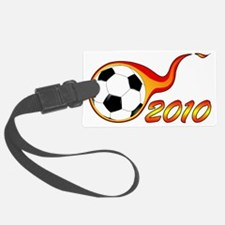 2010SoccerDesign2 Luggage Tag