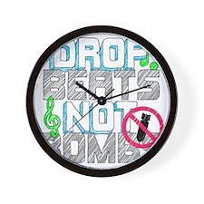 DBNbombs Wall Clock