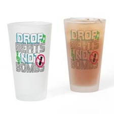 DBNbombs Drinking Glass