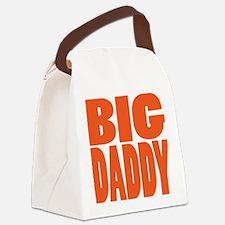 bigdaddy2 Canvas Lunch Bag