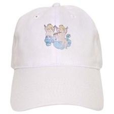 Angels With Flute Baseball Cap