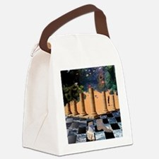 The Elemental Tourist Canvas Lunch Bag