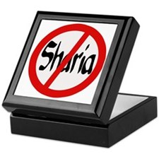 no shariat Keepsake Box