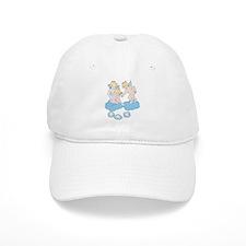 Angels on Clouds Baseball Cap
