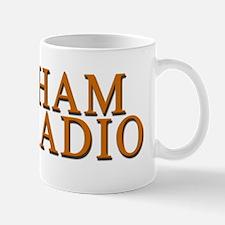 2-HAM RADIO bumper sticker Mug