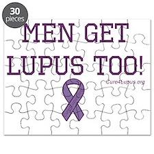 Men get lupus Puzzle