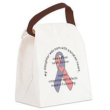 josiebutton Canvas Lunch Bag