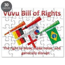 vuvu bill of rights large2 Puzzle