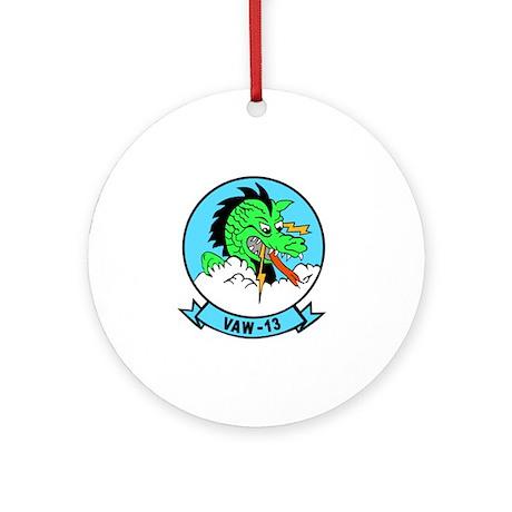 vaw-13 Round Ornament