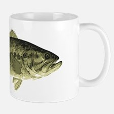 Largemouth Bass Small Small Mug
