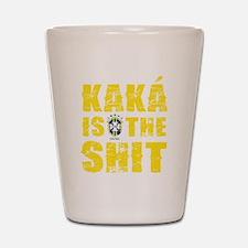 Kaka Is The Shit Shot Glass